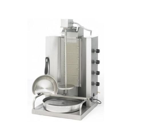 Aparat kebab/gyros gaz AG-30 SAMMIC