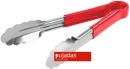 Cleste inox monobloc, Rosu, 240 mm, P358242, PUJADAS
