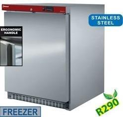 Congelator static, 150 litri, inox, N201X-R2, DIAMOND