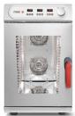 Cuptor gastronomic, injectie abur direct, 10 tavi GN 1/1, electric, GE1011DSVR.1B, MEC