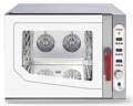 Cuptor gastronomic, injectie abur direct, 5 tavi GN 1/1, electric, SGE 511 DSVR.1B, MEC
