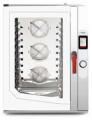 Cuptor patiserie 10 tavi convectie&injectie aburi, electric, ZPE 106 TC.1B, MEC