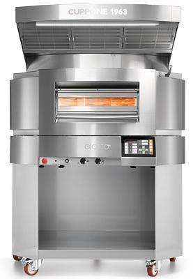 Cuptor rotativ vatra 6 pizza, electric, GT110/1D GIOTTO CUPPONE