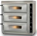 Cuptor vatra 4+4+4 pizza, electric, ES 660-3 DIGITAL, 100-123, FINES