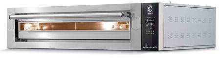 Cuptor vatra 4 pizza, electric, LN2T/1TS, LEONARDO, CUPPONE