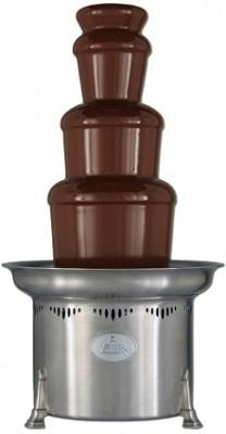 Fantana de ciocolata 3 nivele, 05-51022, NEUMARKER