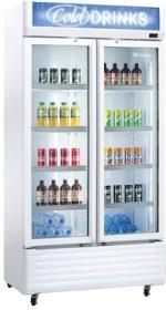 Vitrina frigorifica 597 litri, 2 usi, BLU750RG#1