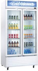 Vitrina frigorifica 823 litri, 2 usi, BLU1000RG#1