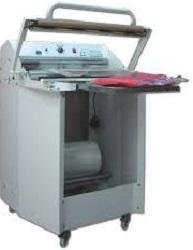 Masina de ambalat confectii manuala pe carucior cu roti IM10C ARTMEC#1
