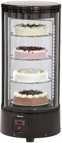 Vitrina refrigerare rotativa pentru prajituri si sandwishuri BARTCHER#1