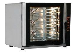 Cuptor patiserie cu convectie/abur 10 tavi electric PF6410MUPA STRATOG#1