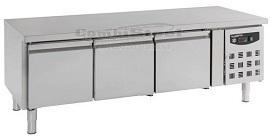 Baza refrigerata 3 usi 1795x700x650 COMBISTEEL#1