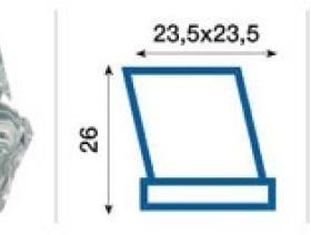 Masina cuburi gheata tip zar, modulara, 200 kg racire pe apa SVD 203 SIMAG#2