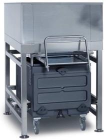 Unitate stocare gheata+carut 318 kg RC300 SIMAG#1