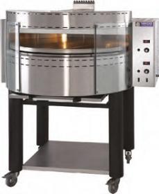 Cuptor rotativ 7 pizza gaz RP1 SER GAS#1