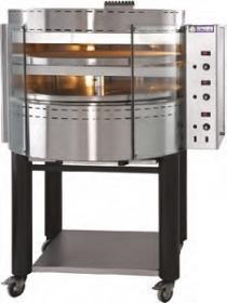 Cuptor rotativ 14 pizza gaz RP2 SER GAS#1