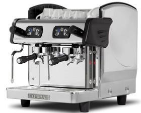Espressor automatic 2 grupuri ZIRCON MINI CREM INTERNATIONAL#1