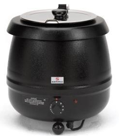 Bol pastrare supa10 litri OS-10 SAMMIC#1