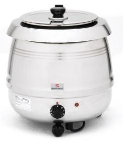 Bol pastrare supa10 litri OSI-10 SAMMIC#1