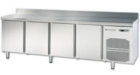 Masa frigorifica refrigerare 4 usi latime 600 cu rebord MRS-250 CORECO#1