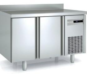 Masa frigorifica congelare 2 usi cu rebord MCS-150 CORECO#1