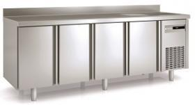 Masa refrigerare cu o cuva, 4 usi si rebord MRSF-250 CORECO#1