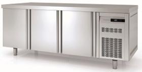Masa frigorifica congelare, patiserie, 3 usi MCP-200 CORECO#1