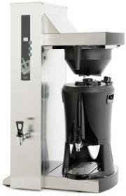 Percolator cafea cu 1 dispenser 5 l, alimentare automata apa SINGLE TOWER#1