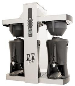Percolator cafea cu 2 dispensere 2x5 l, alimentare automata apa TOWER#1