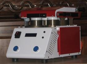 Formator conuri pizza, manual, 4 module CAPRI 4 M HRG GROUP#1