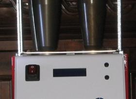 Formator conuri pizza, manual, 4 module CAPRI 4 M HRG GROUP#2