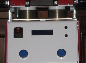 Formator conuri pizza, manual, 4 module CAPRI 4 M HRG GROUP#3