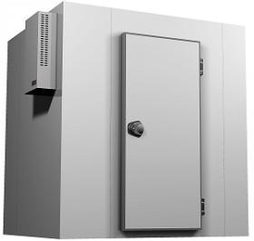 Camera frigorifica de refrigerare 17,2m³ 1340x6140x2540#1