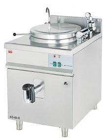 Marmita 85 litri, incalzire indirecta, gaz KG-85-O GASTRO-HAAL#1