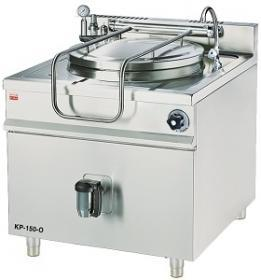 Marmita 100 litri, incalzire indirecta, abur KP-100-O GASTRO-HAAL#1
