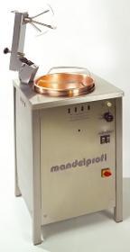Masina de prajit/glasat nuci, samburi, seminte, gaz MP/G-Ni MANDELPROFI#1