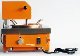 Masina de prajit/glasat nuci, samburi, seminte, electrica MPM/1k MANDELPROFI#1