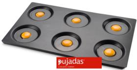 Tava oua ochi,omleta si clatite, GN 1/1, P132560, PUJADAS#1