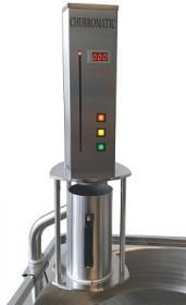 Dispenser automat de Churros, ChurroMatic, NEUMARKER#1