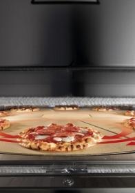 Cuptor rotativ vatra 10 pizza, electric, GT140/1TS GIOTTO CUPPONE#2