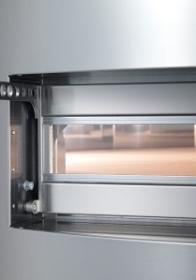 Cuptor rotativ vatra 10 pizza, electric, GT140/1TS GIOTTO CUPPONE#3