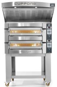 Cuptor vatra 6 pizza, electric, ML635/1TS, Michelangelo TS, CUPPONE#1