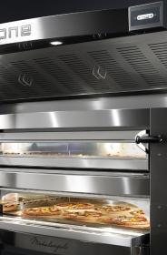 Cuptor vatra 6 pizza, electric, ML635/1TS, Michelangelo TS, CUPPONE#2