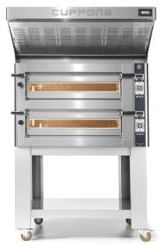Cuptor vatra 4+4 pizza, electric, DN435/2D, Donatello D, CUPPONE#1