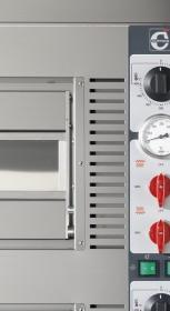 Cuptor vatra 6+6 pizza, electric, TP635/2CM, Tiepolo, CUPPONE#3