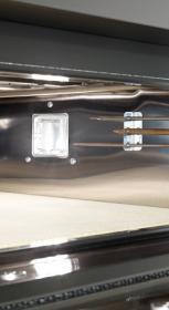 Cuptor vatra 9+9 pizza, electric, TP935/2CM, Tiepolo, CUPPONE#4