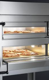 Cuptor vatra 4+4 pizza, electric, TZ425/2M, Tiziano, CUPPONE#2
