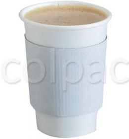 Manson pahar –White cup wrap (large) -350 ml/12 oz 04LCCW COLPAC#1