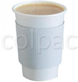 Manson pahar –White cup wrap (medium) -225 ml/8 oz 04MCCW COLPAC#1
