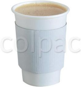 Manson pahar –White cup wrap (small) -175 ml 04SCCW COLPAC#1